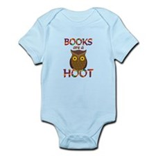 Books are a Hoot Infant Bodysuit