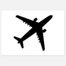 Airplane Jet Invitations