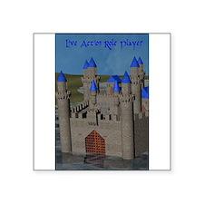 Water Castle Sticker