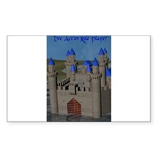 Water Castle Decal