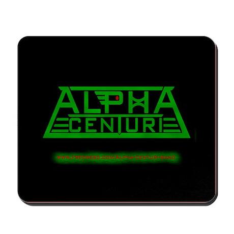 Alpha Web Mousepad