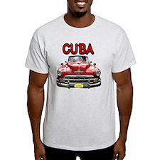 Old Car Cuba T-Shirt