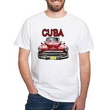 Old Car Cuba Shirt
