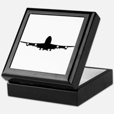 Airplane aviation Keepsake Box