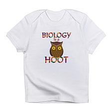 Biology is a Hoot Infant T-Shirt