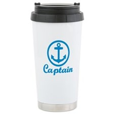 Anchor captain Travel Mug
