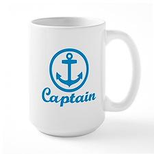 Anchor captain Mug