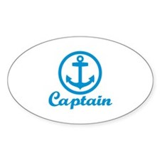 Anchor captain Decal