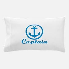 Anchor captain Pillow Case