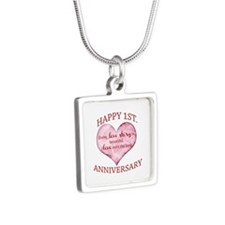 1st. Anniversary Necklaces