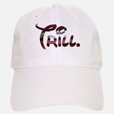 Trill Lips Baseball Baseball Cap