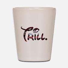 Trill Lips Shot Glass