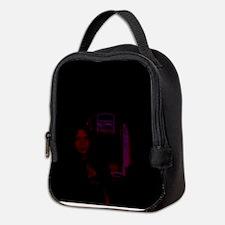 Girl in Ruins Neoprene Lunch Bag