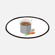Soup Of Day Patches