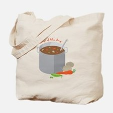 Soup Of Day Tote Bag