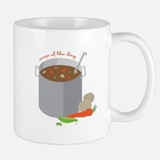Soup Of Day Mugs