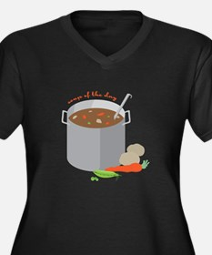 Soup Of Day Plus Size T-Shirt