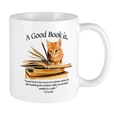 a good book is... Mug