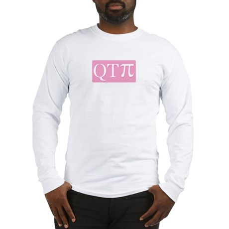 Cutie Pi Long Sleeve T-Shirt