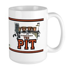 Proud to Be in The Pit Mug