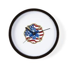 American Medic Wall Clock