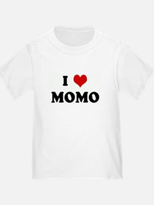 I Love MOMO T