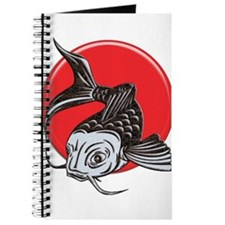 Japanese Koi Logo copy Journal