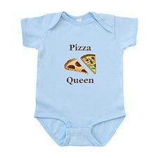 Pizza Queen Infant Bodysuit
