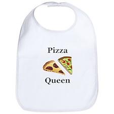 Pizza Queen Bib