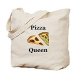 Pizza Queen Tote Bag