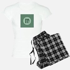 Living Waters Monogram Pajamas