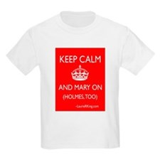 Keep Calm and Mary On T-Shirt