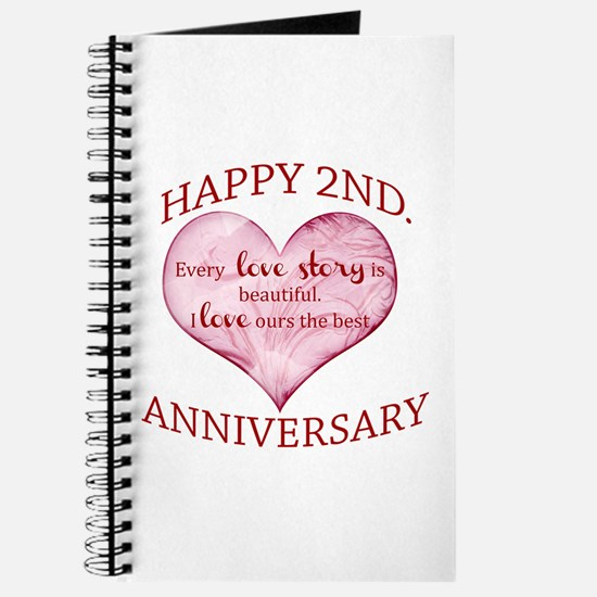 2nd. Anniversary Journal