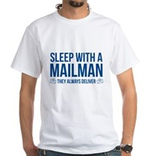 Sleep With A Mailman Shirt