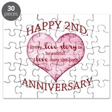 2nd. Anniversary Puzzle