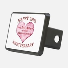 2nd. Anniversary Hitch Cover