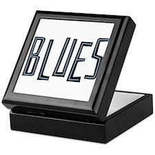 Blues Keepsake Box
