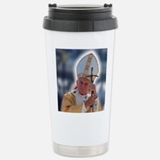 St. John Paul II Travel Mug