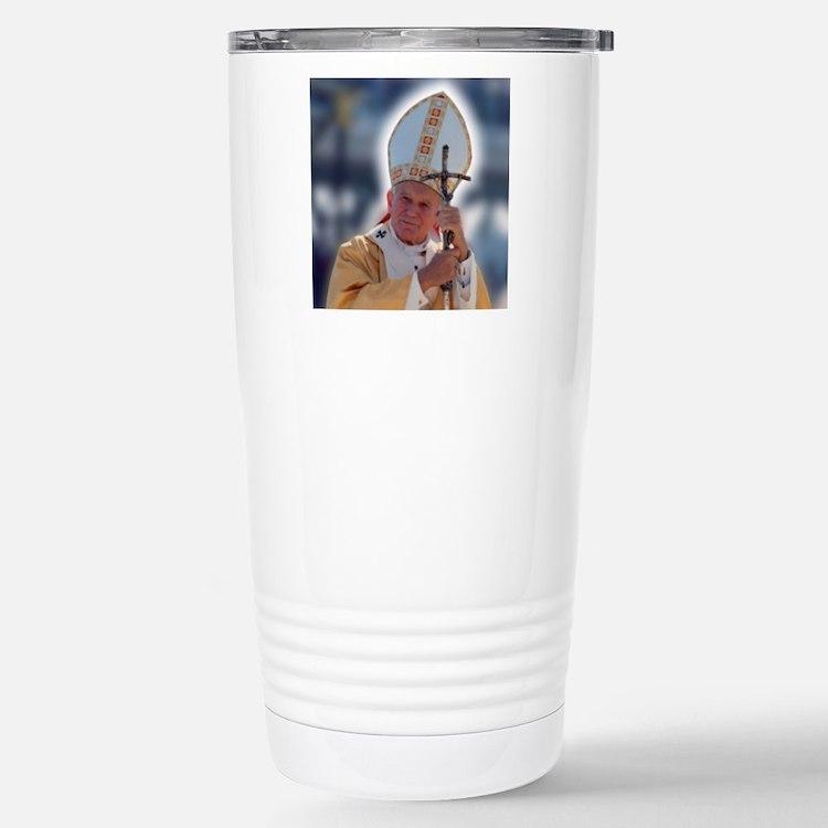 St. John Paul II Travel Mug