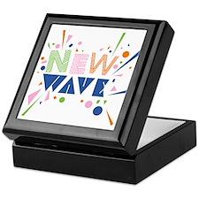 New Wave Keepsake Box