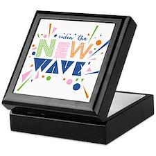 Ridin the New Wave Keepsake Box