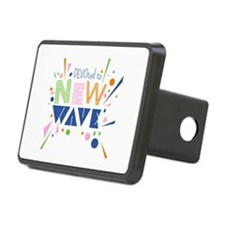 Devoted to New Wave Hitch Cover