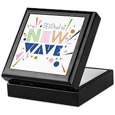 Devoted to New Wave Keepsake Box