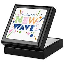 Go-Go New Wave Keepsake Box