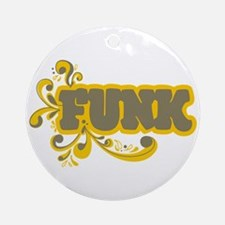 Funk Ornament (Round)