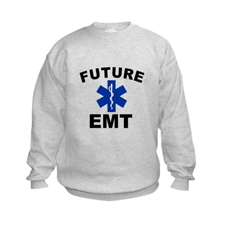 Future EMT Kids Sweatshirt