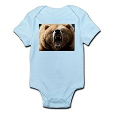 grizzly bear Body Suit