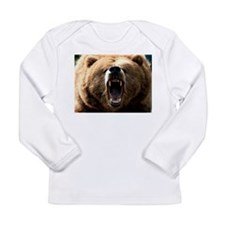 grizzly bear Long Sleeve T-Shirt