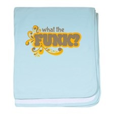 What the Funk? baby blanket