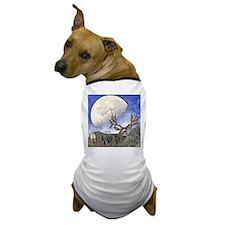 Trophy mule deer buck Dog T-Shirt